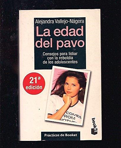 La edad del pavo (booket) por Vallejo-Najera