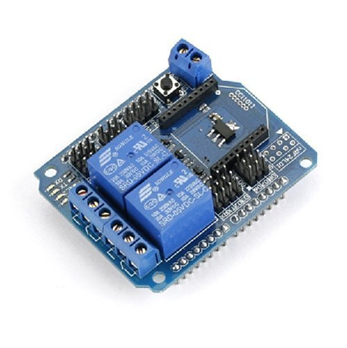 sainsmart-2-channel-relay-xbee-btbee-shield-for-arduino-uno-mega-r3-mega2560-duemilanove-nano-robot
