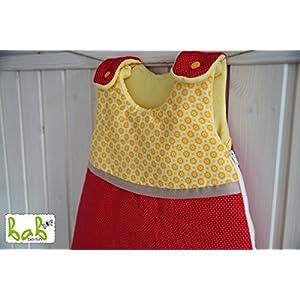 2-7 Monate - Handmade Schlafsack, Babysack, Kinderschlafsack von bab Berlin