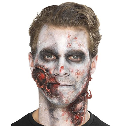 Leche látex Halloween Látex líquido para disfraz de zombie 28 ml Complemento moldeable Accesorios disfraz noche de brujas Maquillaje muerto viviente Accesorio cosmético heridas cicatrices