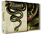 Anaconda Quadrilogy (1-4) (Boxset) [Blu-ray] [2019] [Region Free]