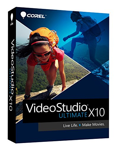 Corel VideoStudio Ultimate X10 (Video Corel Ultimate Studio)