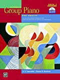 Alfred's Group Piano for Adults Student Book, Bk 1: An Innovative Method Enhanced with Audio and MIDI Files for Practice and Performance, Book & CD-RO