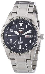 Seiko Reloj SRP513K1 Negro de Seiko