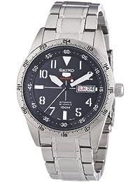 Seiko Herren-Armbanduhr XL Seiko 5 Sports Analog Automatik Edelstahl SRP513K1