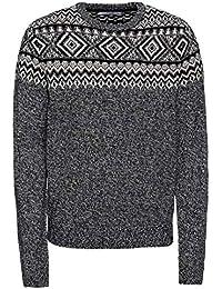 e701e79b67fdfb 8 Ergebnisse für Bekleidung : Herren : Pullover, Strickjacken & Sweatshirts  : Pullover : KIOMI