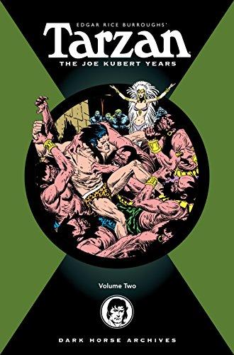 Tarzan Archives: The Joe Kubert Years Volume 2 (Tarzan: The Joe Kubert Years) (English Edition)