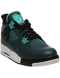 Nike Air Jordan 4 Retro 30th Bg, Zapatillas de Deporte Para Niños