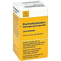 Bierhefe Tabletten Levurinetten 250 stk preisvergleich bei billige-tabletten.eu