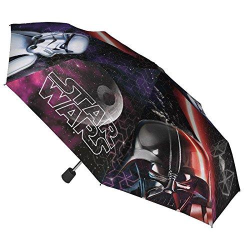 STAR WARS - parapluie pliable pour enfants