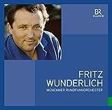 Great Singers Live: Fritz Wunderlich [Vinyl LP]
