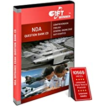 NDA Entrance Exam Question Bank CD