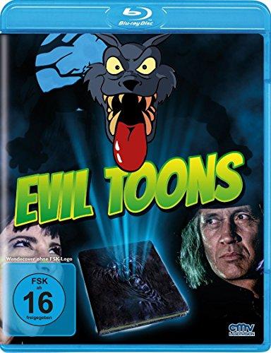 Evil Toons [Blu-ray]