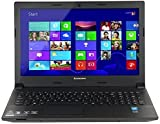 "Lenovo B50-30(MCA39UK) 15.6"" Laptop Intel Celeron N2840 2.16GHz Dual Core Turbo Boost upto 2.58 GHz, 4GB RAM, 500GB HDD, DVDRW, HDMI, Bluetooth 4.0, USB 3.0, Card Reader, Intel HD Graphics, Windows 8.1 with free upgrade to Windows 10."
