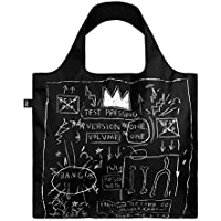 LOQI LOQI JEAN MICHEL BASQUIAT Crown Bag Borsa da viaggio con manico, 50 cm, Crown