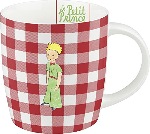 Becher Le Petit Prince - Carré (Petite Bone China)