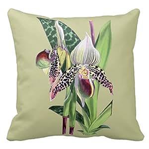 Generic orchidea Paphiopedilum ARGUS federa 45,7x 45,7cm