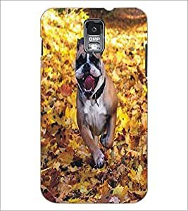 SAMSUNG GALAXY S5 DOG Designer Back Cover Case By PRINTSWAG
