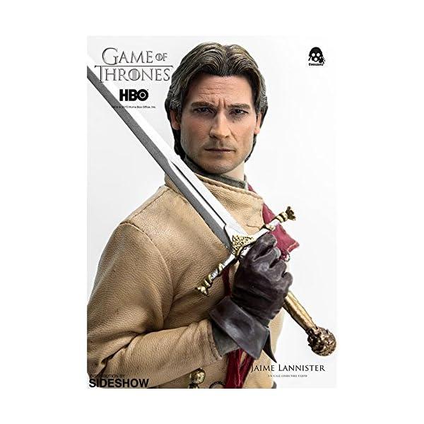 Figura de colección Three Zero Game of Thrones: Jaime Lannister (1/6) 5