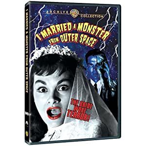 Married a Monster From Outer Space [DVD] [1958] [Region 1] [US Import] [NTSC]