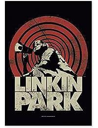 Linkin Park Loud & clear––Póster de textil Bandera Bandera