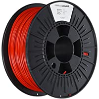 PrimaValue PLA Filament - 2.85mm - 1 kg spool - Red - ukpricecomparsion.eu