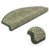 Kettelservice-Metzker Stufenmatten Ventura Halbrund Einzeln und SparSet's Gruen 12 Stück