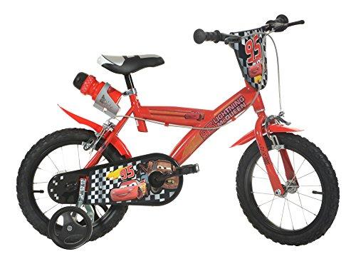 Dino Cars 14 Pollici Bici Per Bambini