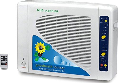 Home Care Wholesale® Ozon Luftreiniger | Luftreiniger mit Ozonisator und HEPA-Filter für Haushalte und Kleinunternehmen