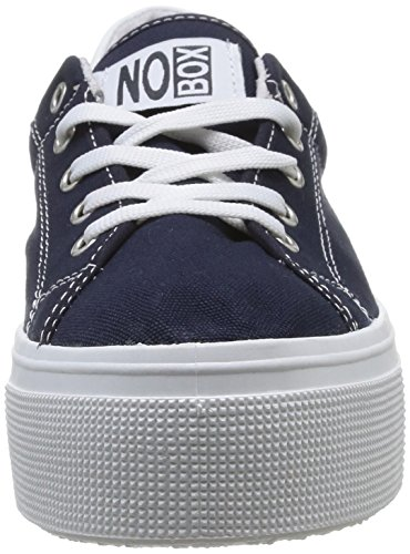 No BoxAlma - Sneaker Donna Blu (Blu (Navy))