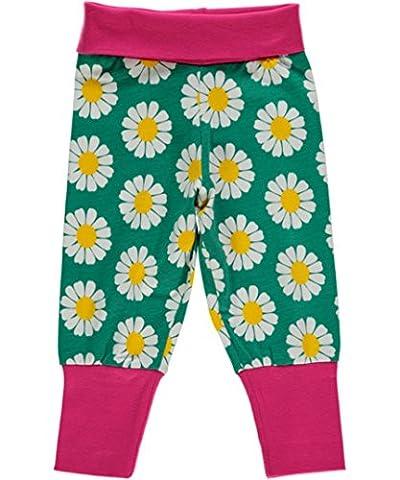 Maxomorra Baby Rib Pants Daisy 62