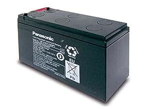 Panasonic UP-VW1245P1 12Volt batterie au plomb, 7800mAh