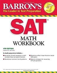 Sat Math Workbook: 4th Edition (Barron's Math Workbook for the New Sat) (Barron's SAT Math Workbook)