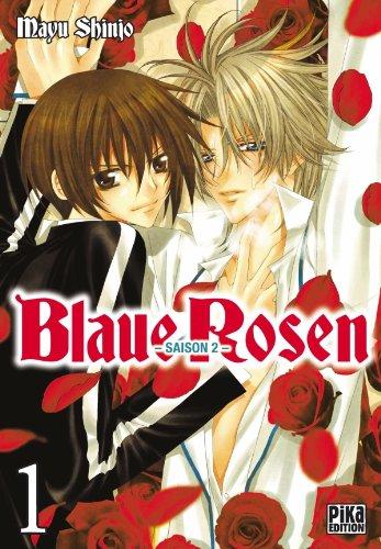 Blaue Rosen - Saison 2 Edition simple Tome 1