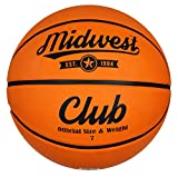 Best Basketball Balls - Midwest Club Basketball Ball - Tan, Size 7 Review