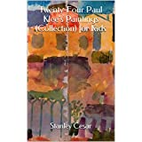 Twenty-Four Paul Klee's Paintings (Collection) for Kids (English Edition)