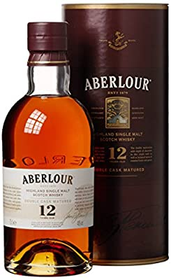 Aberlour 12 Jahre Highland Single Malt Scotch Whisky (1 x 0.7 l)