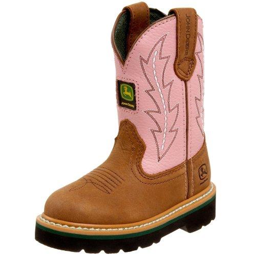 E Rosa Deere Sapatos Engatinhando Bebê Menina Puschen Tan John qF1U6q