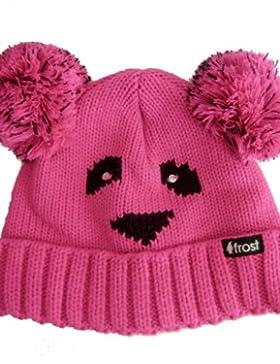 Frost Cappelli Cappello invernale bambino ragazzi Panda animale cappello berretto invernale a maglia cappelli...
