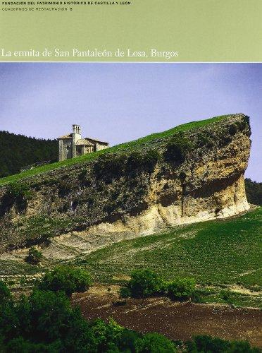 La ermita de san pantaleon de losa, Burgos