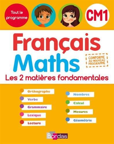 Tout le programme CM1 - Nouveau programme 2016