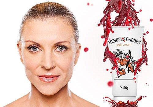 Best Goji Berries Cream Wrinkle Cream Acne Cream Hendel's garden 50 ml. by Hendels garden