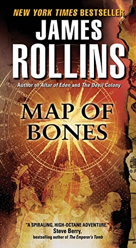 Map of Bones: A Sigma Force Novel (Sigma Force Novels, Band 1) (Spy Sigma)
