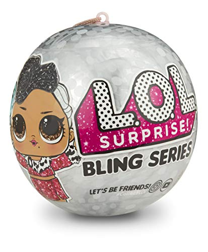 MGA Entertainment 557074E7C L.O.L. Surprise Dolls Bling Series 3-1A Sammelfigur, bunt -
