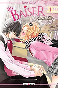 Un baiser à la Vanille Edition simple Tome 1