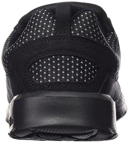 DC Shoes  Heathrow Se, Sneakers Basses Garçon Noir (Kgo)