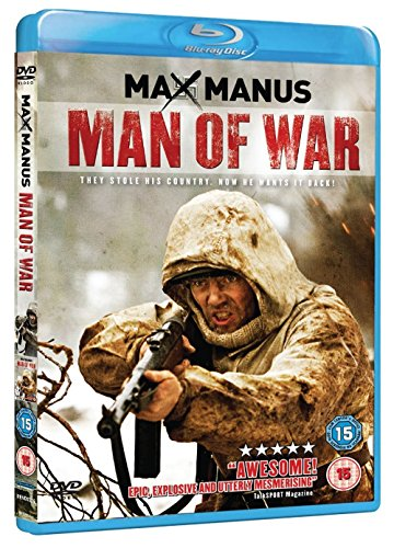Max Manus: Man of War [Blu-ray] [Import italien]