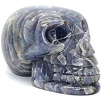 Heilung Kristalle Indien Natur Edelstein Totenkopf Hand Carving Chakra Rasterband mit gratis Authentizität Zertifikat... preisvergleich bei billige-tabletten.eu