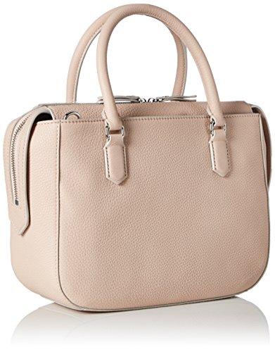Ecco Damen Kauai Handbag Schultertasche, 10x22x31 cm Rosa