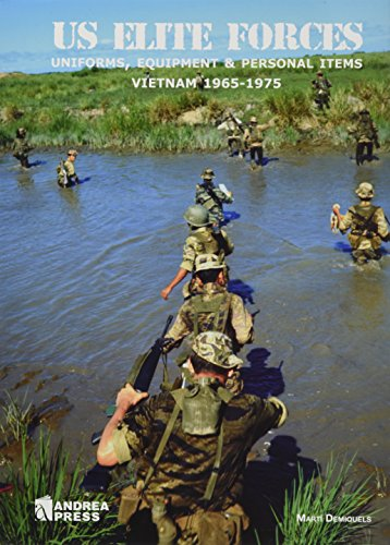 Us Elite Forces: Uniforms, Equipment & Personal Items. Vietnam 1965-1975